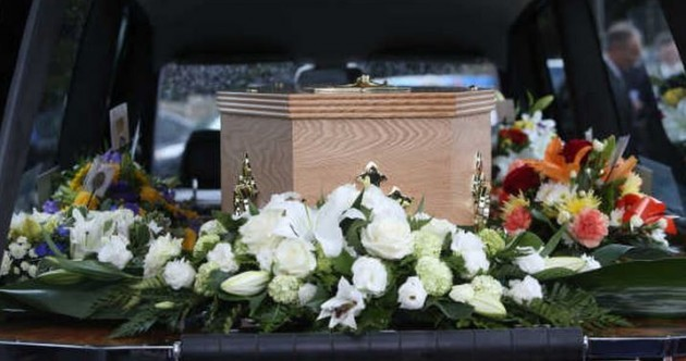 'A great light, a storyteller and the most brilliant grandad': Bill O'Herlihy laid to rest