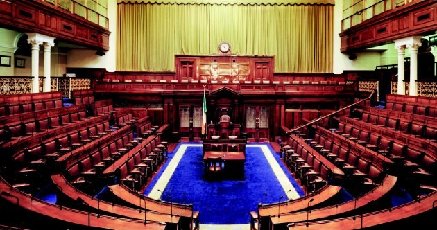 The Dáil will NOT be recalled next week