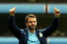 It was a disappointing day for Tim Sherwood but his reputation has been greatly enhanced