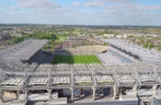 See Croke Park like never before thanks to these stunning Sunday Game aerial shots