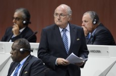 Sepp Blatter's daughter has come out to defend her father