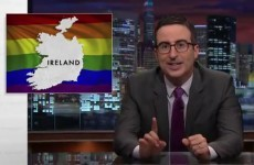 'It's time, ma' – The marriage referendum gets the John Oliver treatment