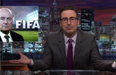 This comedian's hilarious mockery of Fifa and its 'Swiss demon' will brighten up your morning