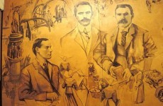 1916 Easter Rising mural to be saved after closure of 'Love/Hate pub'