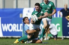 4 players who stood out during the Ireland U20s' win over Argentina