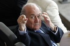 8 times Sepp Blatter was so cringeworthy he made us ashamed to be football fans