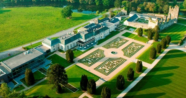 One of Ireland's fanciest resorts is up for sale