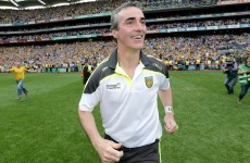 Jim McGuinness has made quite the impression on a former Premier League player