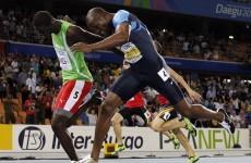 Daegu days: New King James takes 400m gold