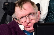 Stephen Hawking tells Dara O'Briain: 'I would consider assisted suicide'