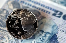 One of Ireland's most famous poets is now on a coin