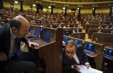 Spain lawmakers agree to deficit amendment talks