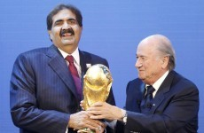 Delaney fears taking 2022 World Cup from Qatar could 'bankrupt' Fifa