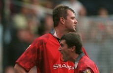 'That's how stubborn we were' – Keane and Pallister had year-long fall-out at Man United