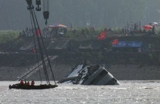 """""""No possibility"""" of survivors as 442 feared dead on board sunken ship"""