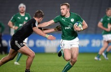 Ireland U20s look to recover from 'shaky start' with four changes to XV