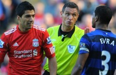 Evra: I don't want Suarez's apologies