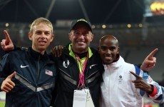 'Angry' Mo Farah not leaving coach but demands answers