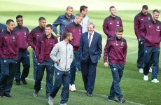 'Hopefully our fans don't try to provoke the Irish' – Hodgson and Rooney call for good behaviour