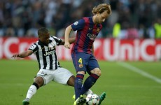 As it happened: Barcelona v Juventus, Champions League final