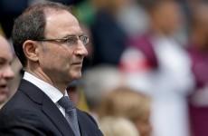 Martin O'Neill praises Irish performance, Robbie Brady