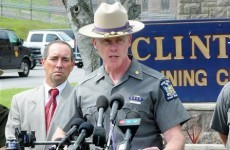 """New York puts bounty on the heads of two escaped murderers after """"Shawshank"""" style breakout"""
