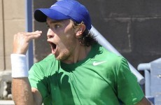 As it happened: Louk Sorensen at the US Open