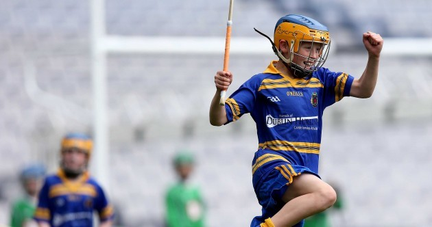 All the best pics as the stars of the future strut their stuff on the hallowed Croke Park turf