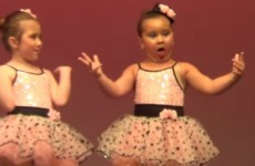 This toddler's sassy dance routine to Aretha Franklin's Respect will give you life