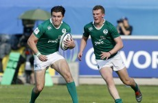 Ireland U20s make four changes for World Cup test against New Zealand