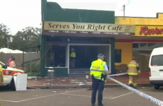 'Absolute mayhem': Eighteen injured as car ploughs into café