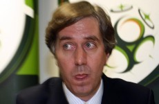 After John Delaney's ring around, politicians decide NOT to quiz him over FIFA payment