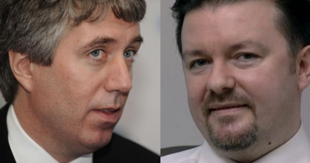 QUIZ: Who said it – John Delaney or David Brent?