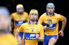 Clare's Colm Galvin has already started winning hurling silverware with Tipp in Boston