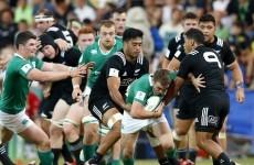 6 U20s who impressed during Ireland v New Zealand