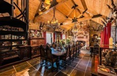 What else could I get for… the €1.1 million pricetag on this 'gothic fairy-tale fantasy' in Co Down