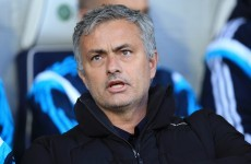 Jose Mourinho won't be parking the bus any time soon as Chelsea boss hit with driving ban