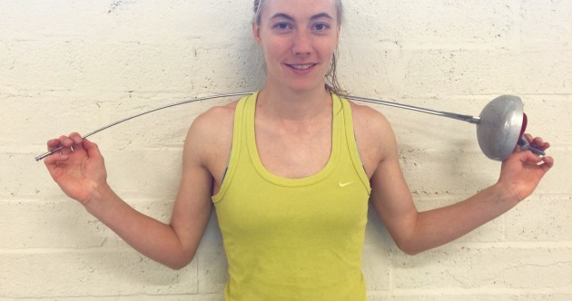 VIDEO: The42 spent the day with Natalya Coyle, a very modern Irish athlete