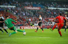 Howler of a header lets Bale in to give Wales a monumental win over Belgium