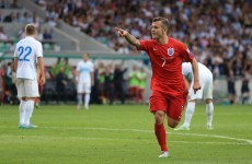 A Jack Wilshere thunderbolt was the highlight of England's win over Slovenia