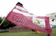 Great gesture from Galway hurling club to raise awarness for suicide prevention
