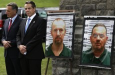 Search for on-the-run prisoners: 'They could be nearby… or they could be in Mexico by now'