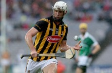 Kilkenny 2011 Hurler of the Year can't shake off a back problem linked to an arthritic condition