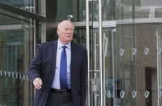 Anglo officials in court accused of hiding records linked to Sean FitzPatrick