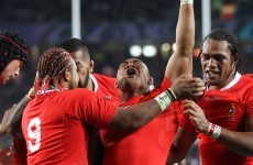 Bernard Jackman's Grenoble have signed a Tongan international