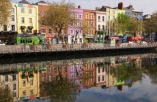 """The Liffey is like a hip version of the Seine"", according to The Huffington Post"