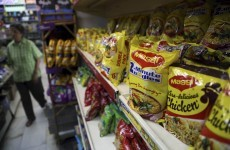 Nestle have been ordered to withdraw €44.4 million worth of noodles
