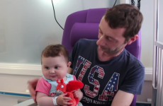 'It means everything to me': Temple Street dads on their love for their kids
