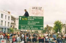 These early nineties Irish music festival photos are pure gold
