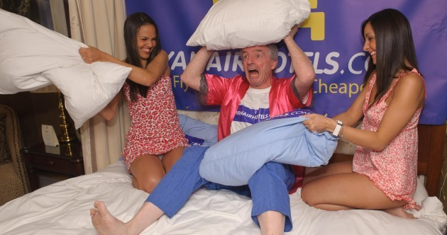 Now Ryanair is getting into bed with Aer Lingus's owner-to-be